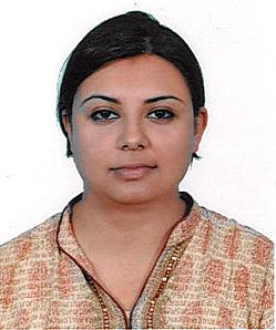 Arpita Nepal - Director - LEAD International